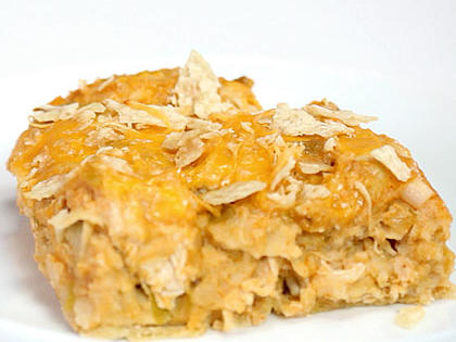How to Make Mexican Chicken Casserole