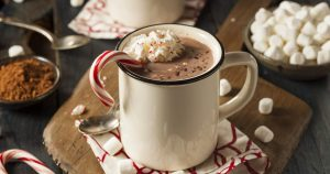 Healthy Peppermint Mocha – Slender Kitchen