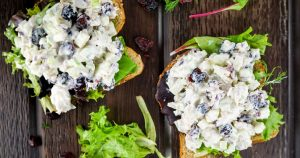 Cranberry Tuna Salad – Slender Kitchen