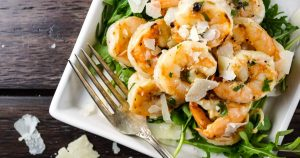 Garlic Parmesan Shrimp – Slender Kitchen