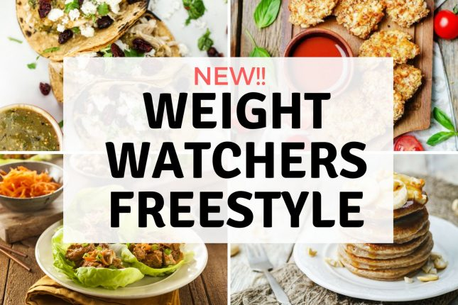 Weight Watchers Freestyle - Slender Kitchen