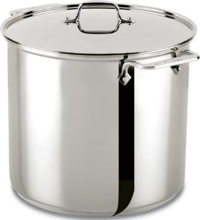 All-Clad 59916 Stainless Steel Dishwasher Safe Sto...