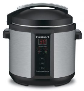 Cuisinart CPC-600 6 Quart 1000 Watt Electric Press…