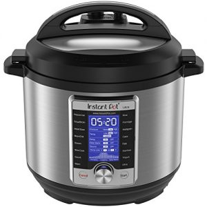 Instant Pot Ultra 6 Qt 10-in-1 Multi- Use Programm…
