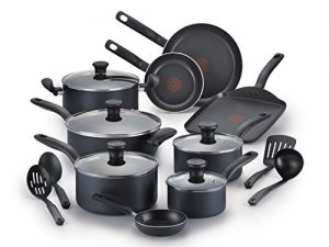 T-fal B167SI Initiatives Nonstick Inside and Out D…