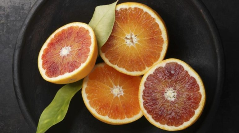 Tarocco Blood Orange: The sweetest citrus fruit