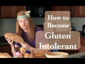 How to Become Gluten Intolerant (Funny) – Ultra Sp…