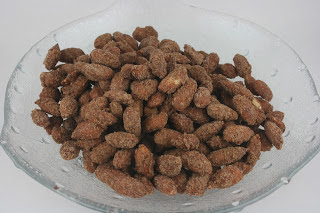 sugared almonds in the crockpot slow cooker make excellent gifts