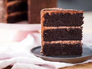 Devil's Food Cake: One Bowl, No Mixer, Diabolicall…