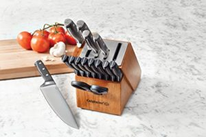 Calphalon Classic Self-Sharpening 15-pc. Cutlery Knife Block Set