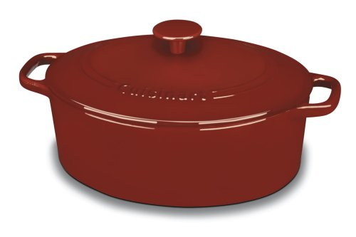 Cuisinart CI755-30CR Chef's Classic Enameled Cast ...