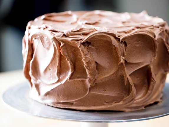 Delicious Chocolate Frosting Starts With Brown Sug...