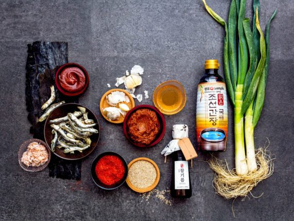 How to Stock a Korean Pantry: Jeot, Jang, and More...