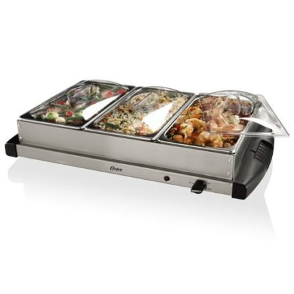 Oster CKSTBSTW00 Buffet Server, Stainless Steel