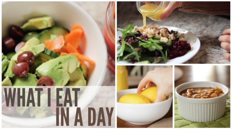What I Eat in a Day | Paleo Meal & Snack Ideas | F...