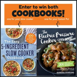Cookbooks Giveaway – 365 Days of Slow Cooking and …