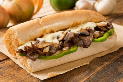 How to make perfect, soft, juicy french dip sandwich meat (and the juice!) in the slow cooker. YUM.