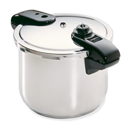 Presto 01370 8-Quart Stainless Steel Pressure Cook...