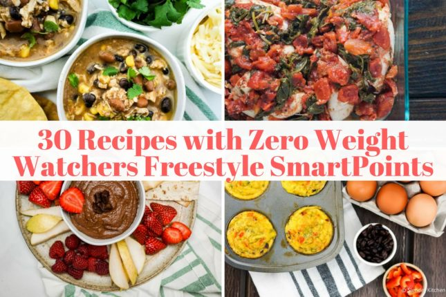 Thirty Zero Freestyle Point Weight Watchers Recipe...
