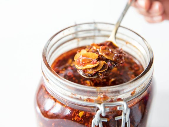 Chili Crisp: Spicy, Salty, Crunchy, Tingly, and Go...
