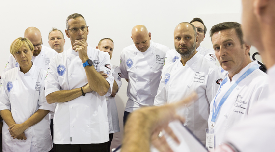 How to… enter chef competitions