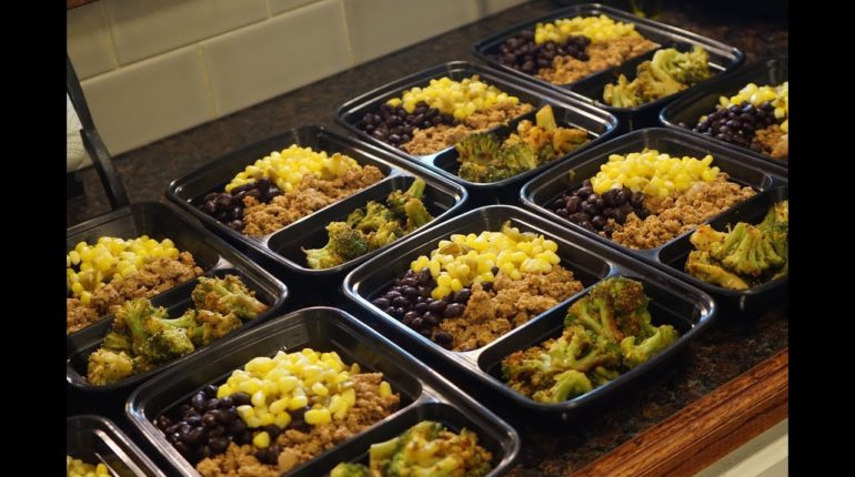 Weight Watchers Freestyle Meal Prep | 12.3.17