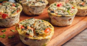 Cottage Cheese Omelet Muffins – Slender Kitchen