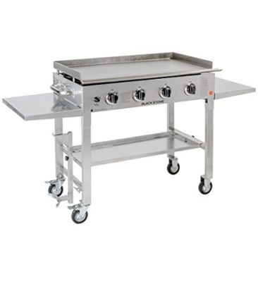 Blackstone 36 inch Stainless Steel Outdoor Cooking...