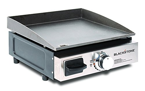 Blackstone Table Top Grill - 17 Inch Portable Gas ...