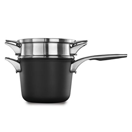 Calphalon Premier Space Saving Nonstick 4.5qt Sauc...