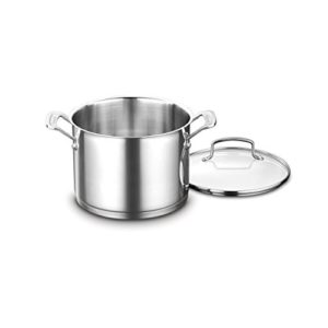 Cuisinart 8966-22 6-Quart. Stockpot w/Cover, Stain…