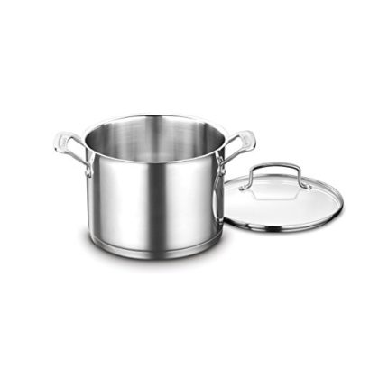 Cuisinart 8966-22 6-Quart. Stockpot w/Cover, Stain...