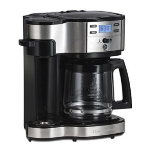 Hamilton Beach (49980A) Single Serve Coffee Maker …