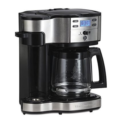 Hamilton Beach (49980A) Single Serve Coffee Maker ...