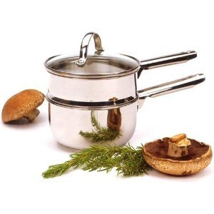RSVP Endurance 18/8 Stainless Steel Double Boiler,…