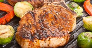 Southwestern Grilled Pork Chops – Slender Kitchen