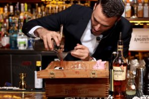 Global Cocktail Challenge Finalist: Maximiliano Va…