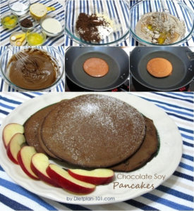 An Easy Low Carb Pancakes Recipe