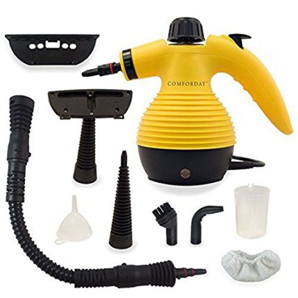 Comforday ALL IN ONE Handheld Steam Cleaner, HIGH ...