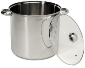 Excelsteel 16 Quart Stainless Steel Stockpot With …