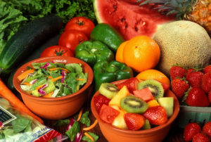 Fruit and Vegetables In Season January – February
