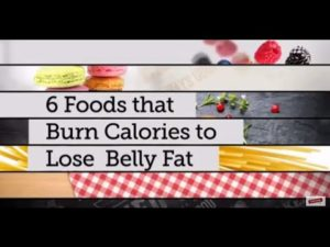 Foods That Burn Calories Fast