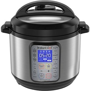 Instant Pot DUO Plus 60, 6 Qt 9-in-1 Multi- Use Pr…