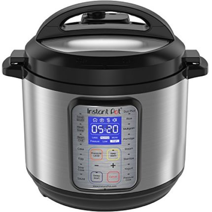Instant Pot DUO Plus 60, 6 Qt 9-in-1 Multi- Use Pr...