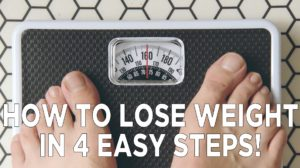 How to Lose Weight Fast in Four Easy Steps