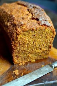 Maine Pumpkin Bread