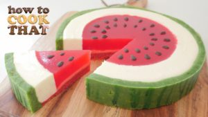 SUMMER WATERMELON DESSERT How To Cook That Ann Rea…