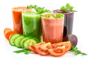 The Goodness of Vegetable Juice
