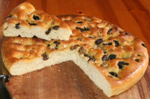 The Perfect Homemade Focaccia