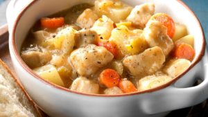 Chicken Stew to Keep You Warm All Winter